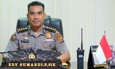 Kabid Humas Polda Banten Kombes Pol. Edy Sumardi Priadinata