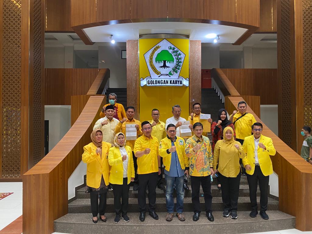 PeDe Bakal Menang Jadi Alasan Golkar Usung Irna-Tanto dan Tatu-Pandji di Pilkada Serentak Banten