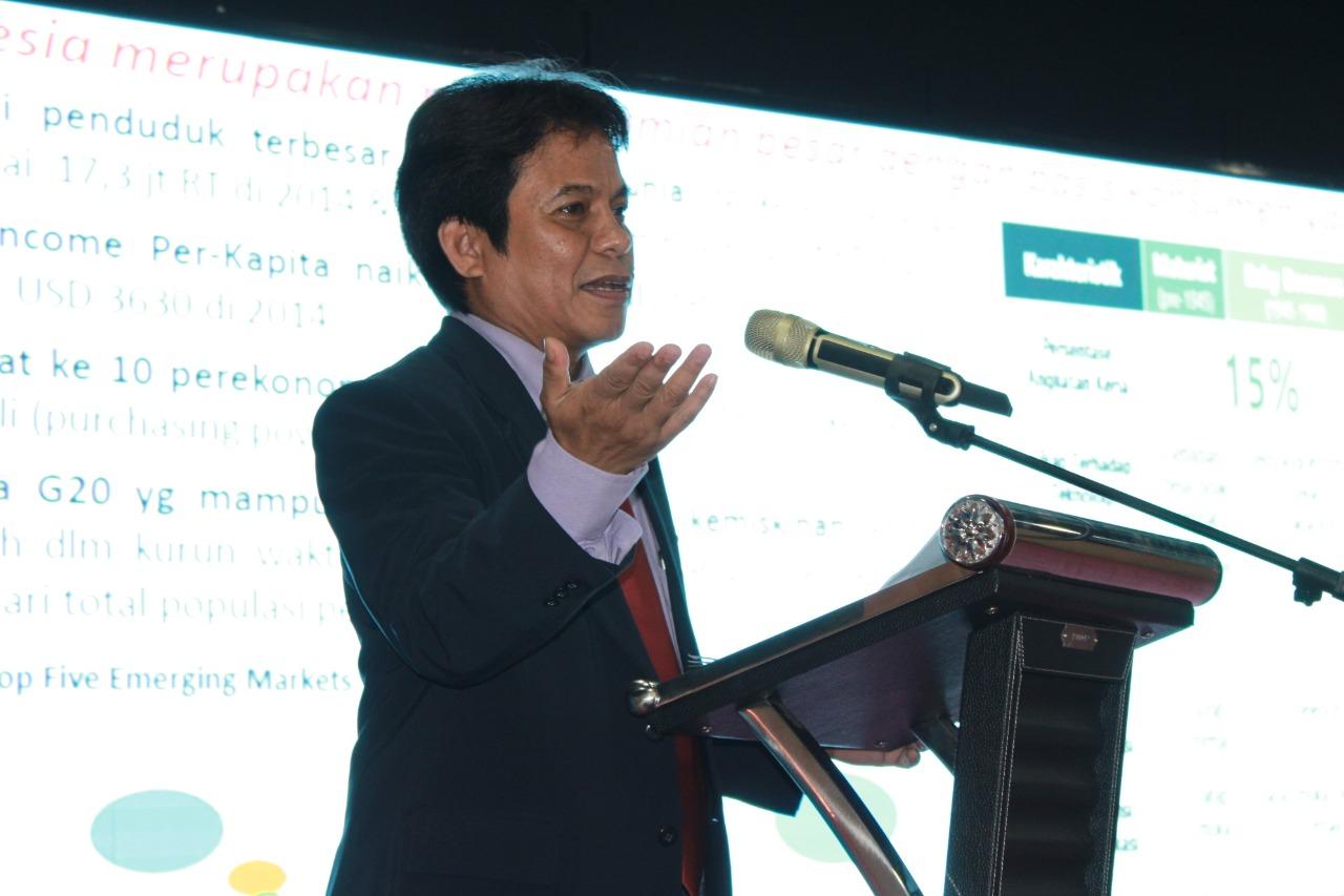 Sebut Darurat Sipil Langkah Kebablasan, Rektor ITB-AD: Rakyat Butuh Asap Dapur Tetap Mengepul!