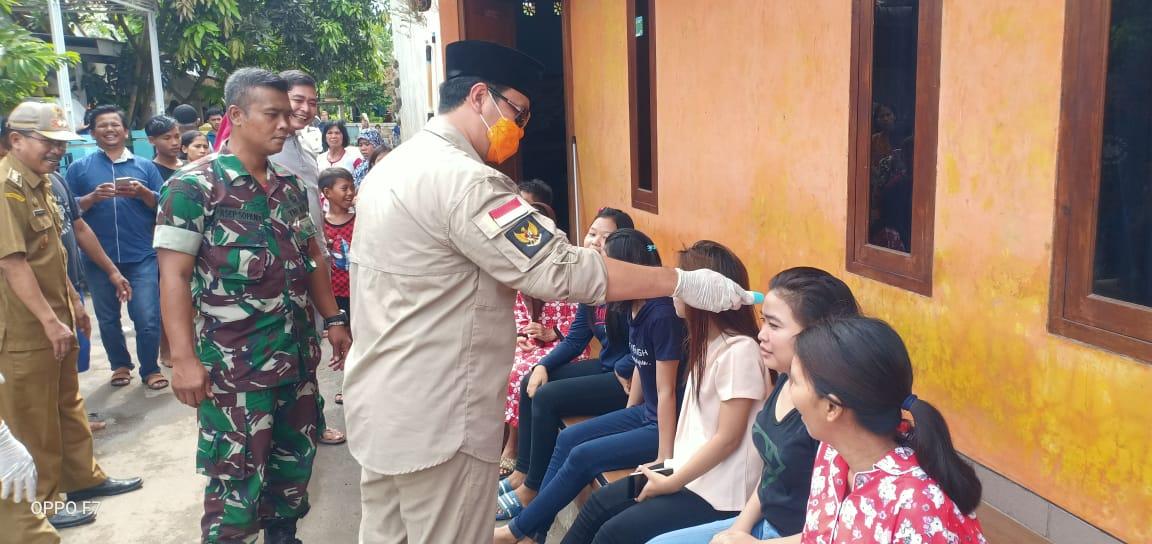 Mulai Terjadi Gelombang Kepulangan Warga Serang dari Jakarta, 17 Orang Disarankan Jalani Isolasi Mandiri setelah Diperiksa