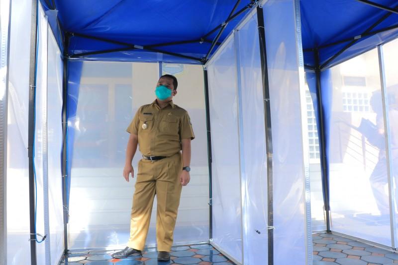 """Pasien Corona Sembuh di Kota Tangerang Meningkat, Wali Kota Bocorkan Jurus """"Si Gacor"""" dan Tips Bantu Imunitas Tubuh"""