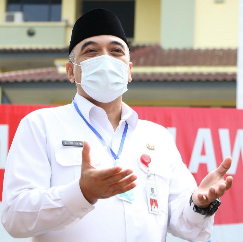 Alhamdulillah! Kegiatan di Masjid dan Tempat Ibadah Lain di Kabupaten Tangerang Segera Dibuka Lagi