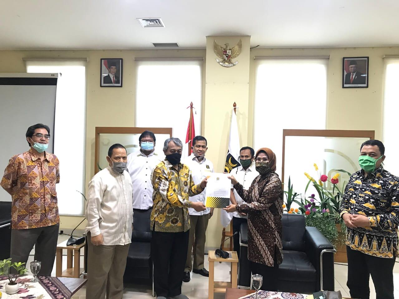 Ikut Barisan PDI Perjuangan dan Golkar, PKS Dukung Tatu-Pandji di Pilkada Kabupaten Serang