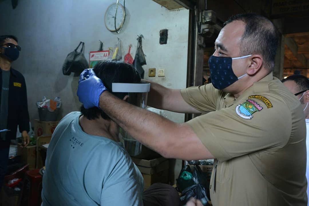 PSBB di Tangerang Masuk Tahap VI, Potong Hewan Kurban Disesuaikan Tradisi untuk Meredam Gejolak Sosial