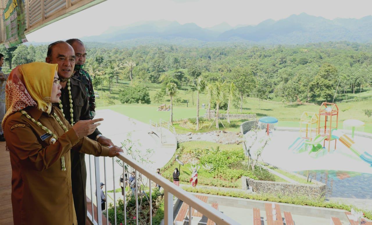 Sssttt… Ada Destinasi Baru Nih di Serang Namanya Wisata Agro Bukit Waruwangi, Ini Bocoran Kecantikannya saat Diresmikan