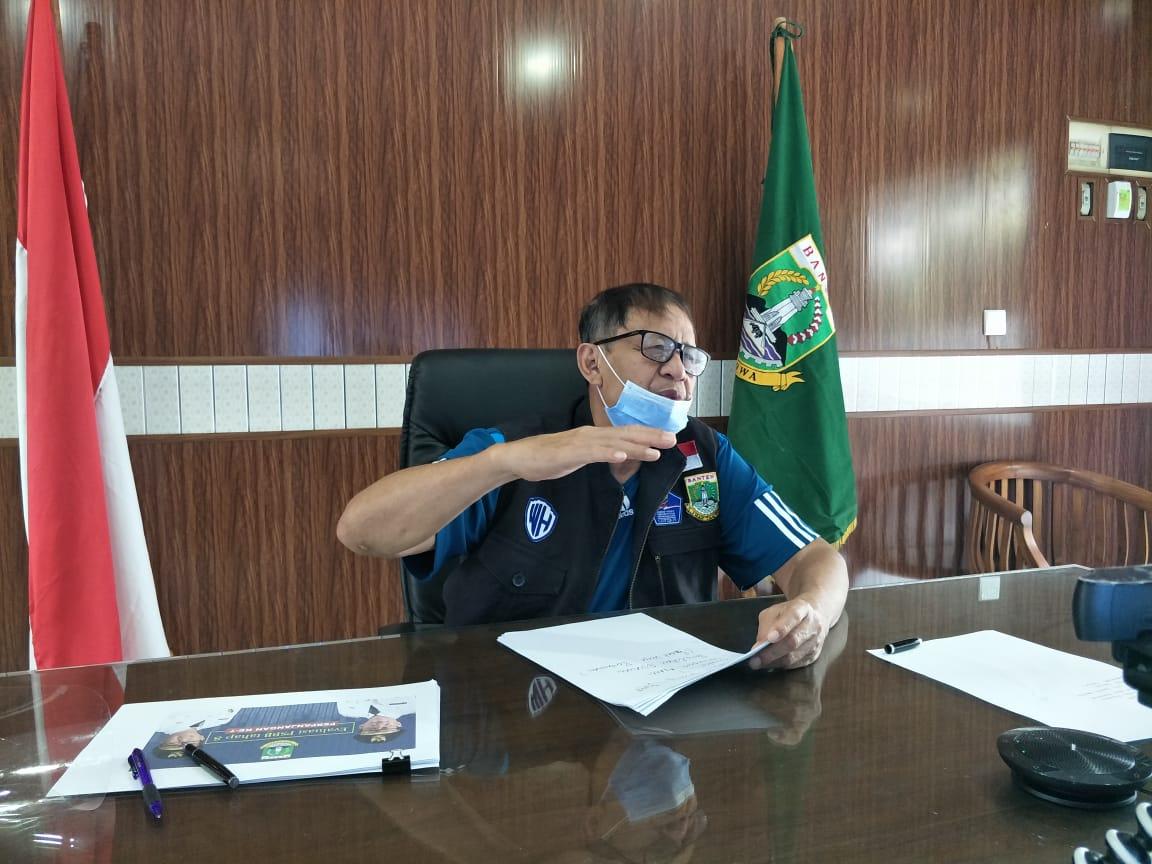 """Pelanggar PSBB Tahap VIII di Banten Bakal """"Digebuk"""", Apa Penyebab Angka Covid-19 di Kota Tangerang dan Tangsel Malah Naik?"""