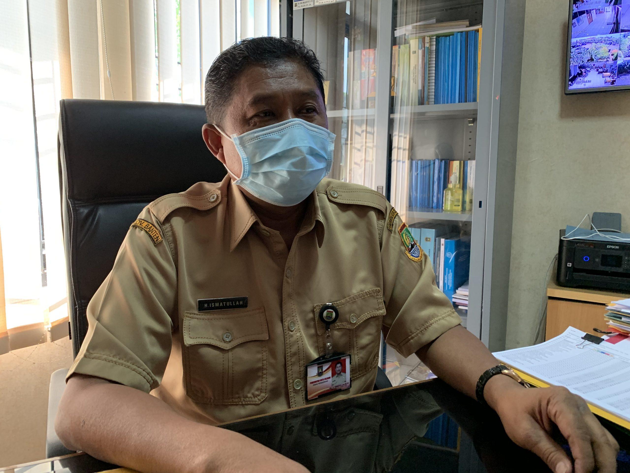Kota Cilegon Jadi Yang Pertama Gelar KBM Tatap Muka di Banten, Pertemuan Perdana Selasa 4 Agustus 2020
