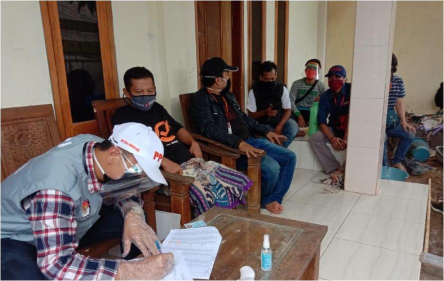 Empat KPU di Banten Tetapkan DPS, Pemilih di Bawah Usia 17 Tahun Boleh Mencoblos Asal …