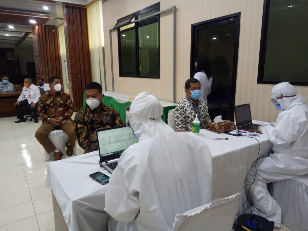 Anggota DPRD Banten Asal Kota Tangerang yang Positif Covid-19 Sempat Hadiri Rapat Banggar dan Pansus