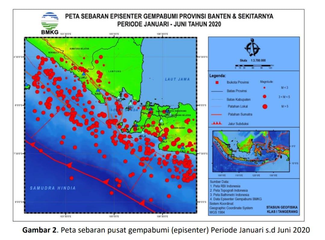 Soal Potensi Tsunami 20 Meter, BMKG Imbau Warga Banten Perhatikan Gejala-gejala Alam Ini untuk Langkah Antisipasi