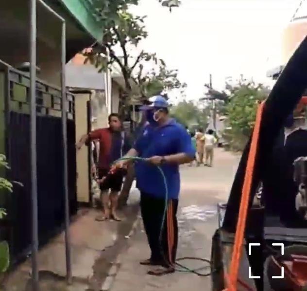 Wakil Rakyat di Banten Jadi Pelopor Lumbung Pangan, Hasil Urunan Warga Bisa Bantu Logistik dan Biaya Pasien Covid-19