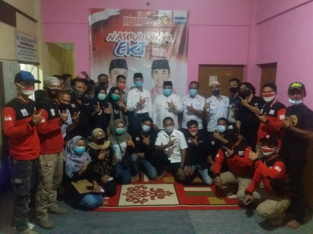 Ingin Punya Pemimpin Tegas, Enam Serikat Buruh di Kabupaten Serang Dukung Ulum-Eki