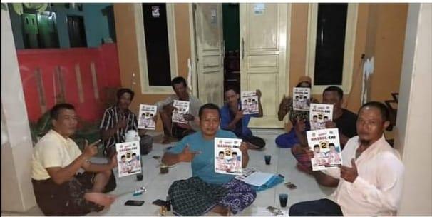 Terkait Dugaan Kampanye Libatkan Kades, Bawaslu Tentukan Nasib Nasrul-Eki Malam Ini