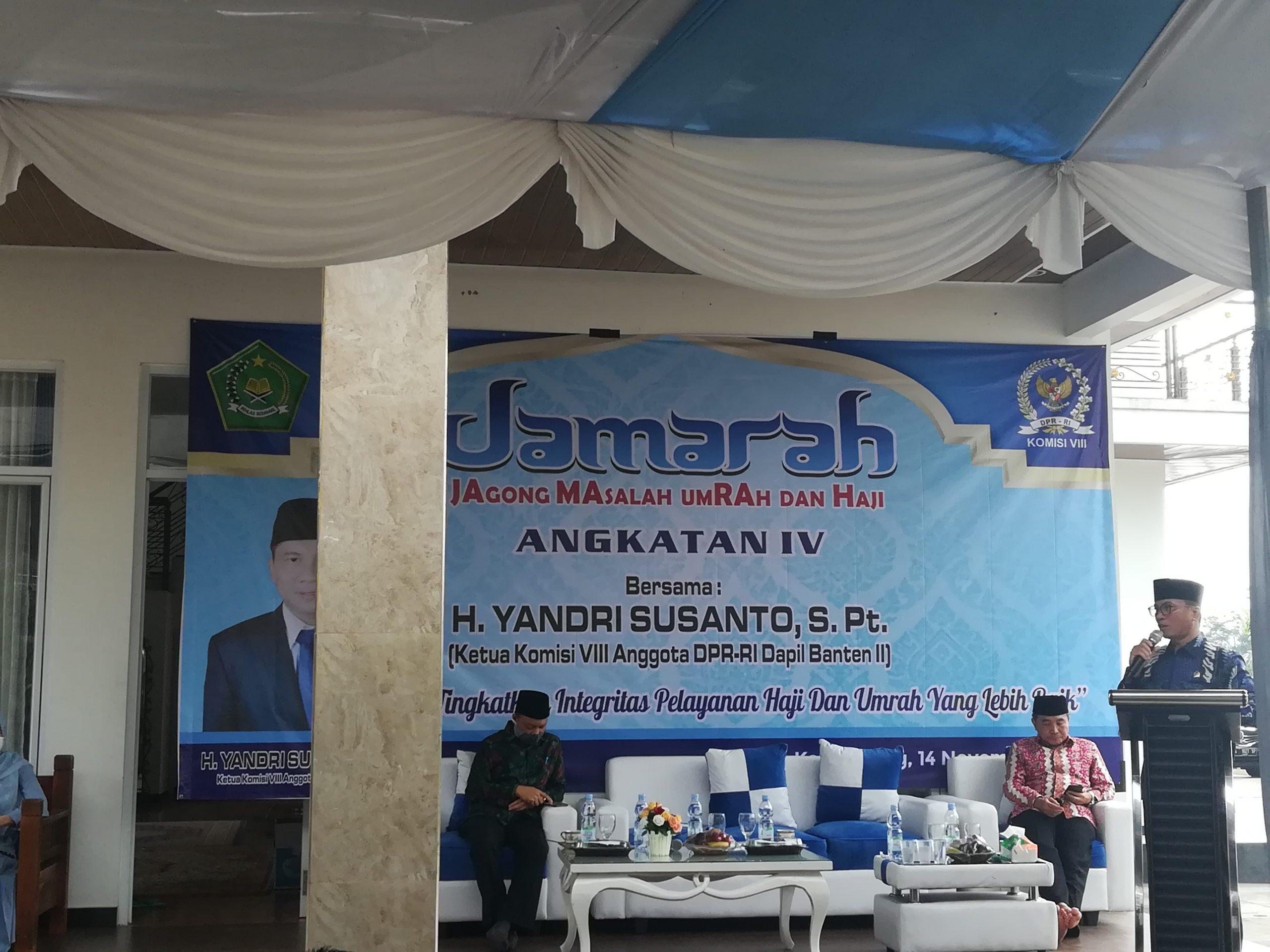 Tragis! Dari 34 Provinsi di Indonesia Hanya Banten yang Tak Punya Asrama Haji