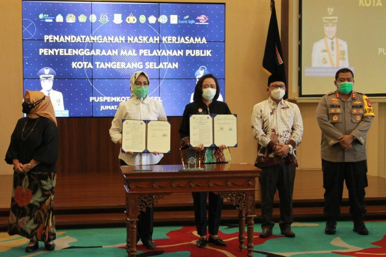 Gaes, Kini Pelayanan Imigrasi Hadir di Mal Pelayanan Publik Tangerang Selatan
