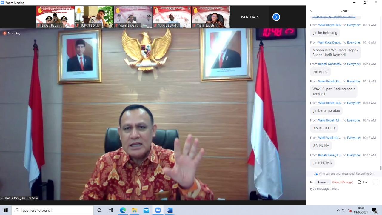 Gila! Hampir 90 Persen Kepala Daerah di Indonesia Pakai Donatur saat Pilkada, Ini Pesan KPK biar Tak Tersandera
