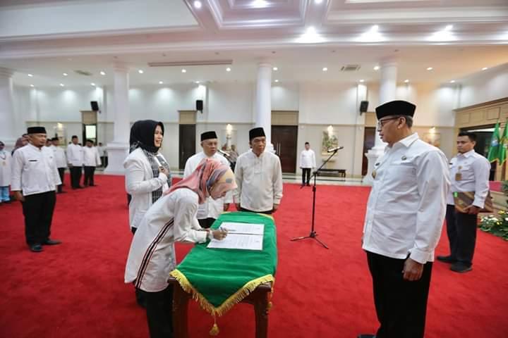 Pak Jokowi, Ini Sederet 'Chaos' Penanganan COVID-19 di Banten; Penyaluran Bantuan JPS Rp 432,3 miliar Diduga Cacat Hukum, Harga Masker Di-mark up, dst..
