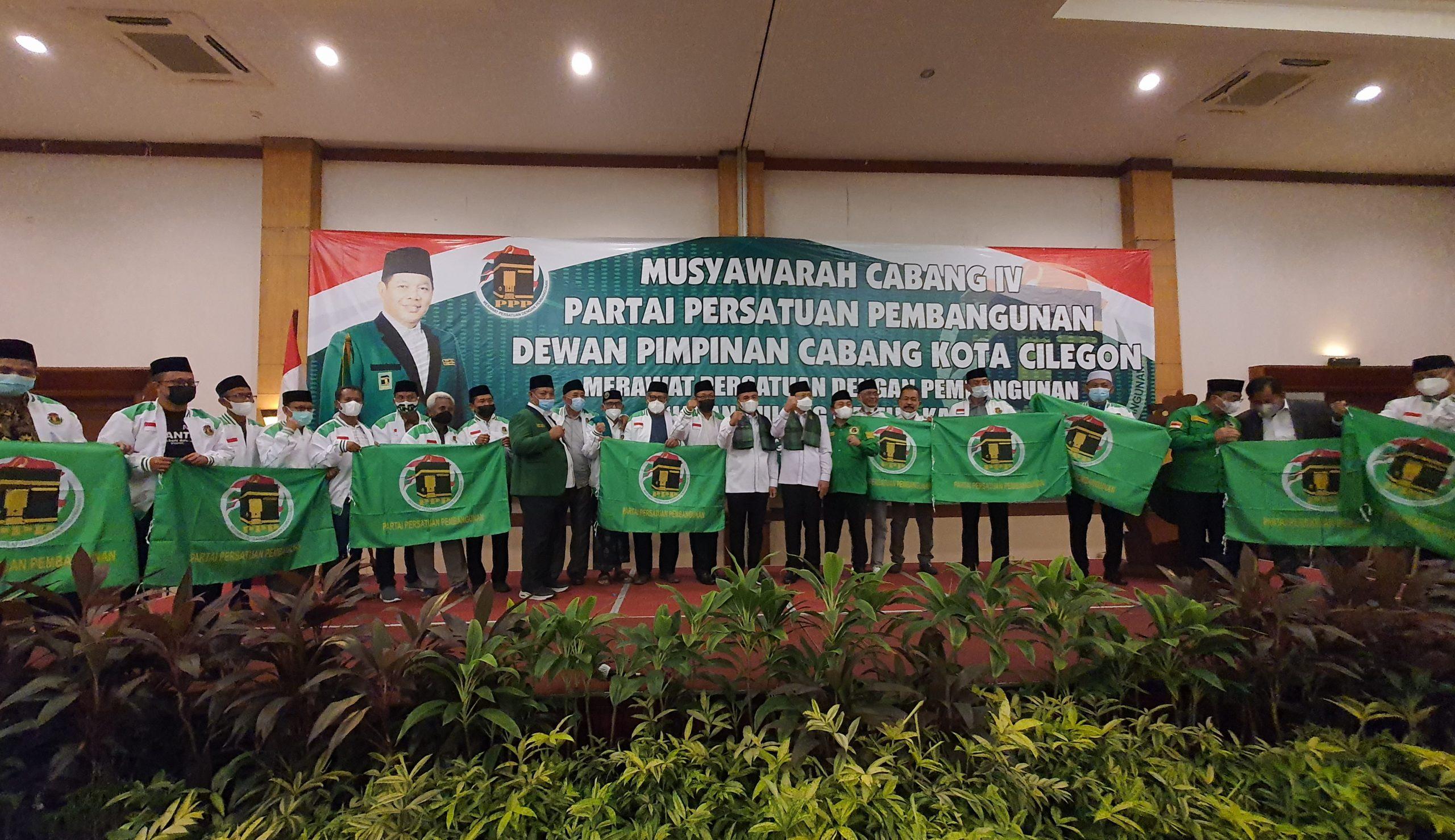 Siap-siap! PPP Akan 'Menggila' Lagi; di Jakarta Haji Lulung Come Back, di Banten Petinggi Golkar Jadi Ketua DPC Cilegon