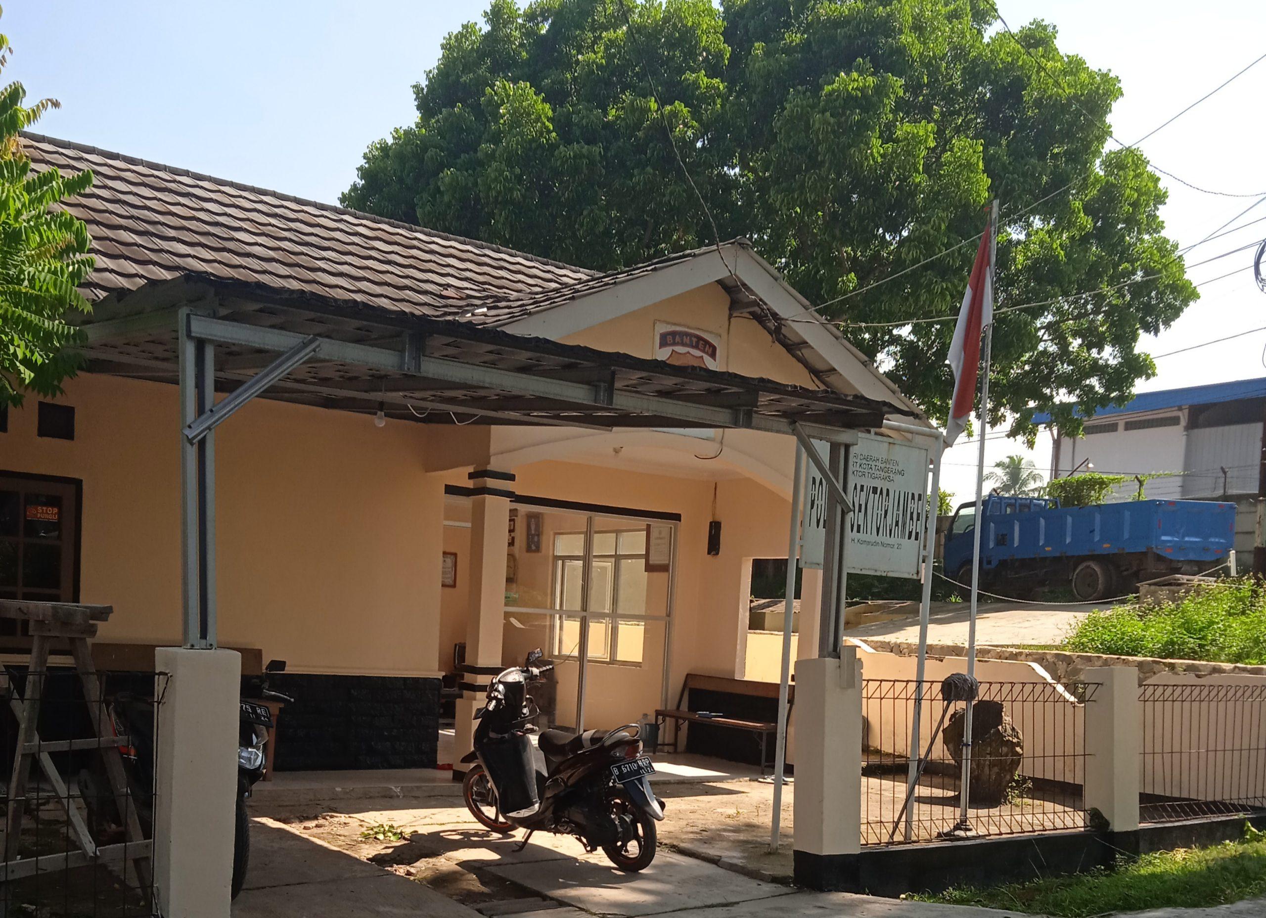 Tangkapan Satresnarkoba Polresta Tangerang Kabur Gara-gara Ditinggal Tidur