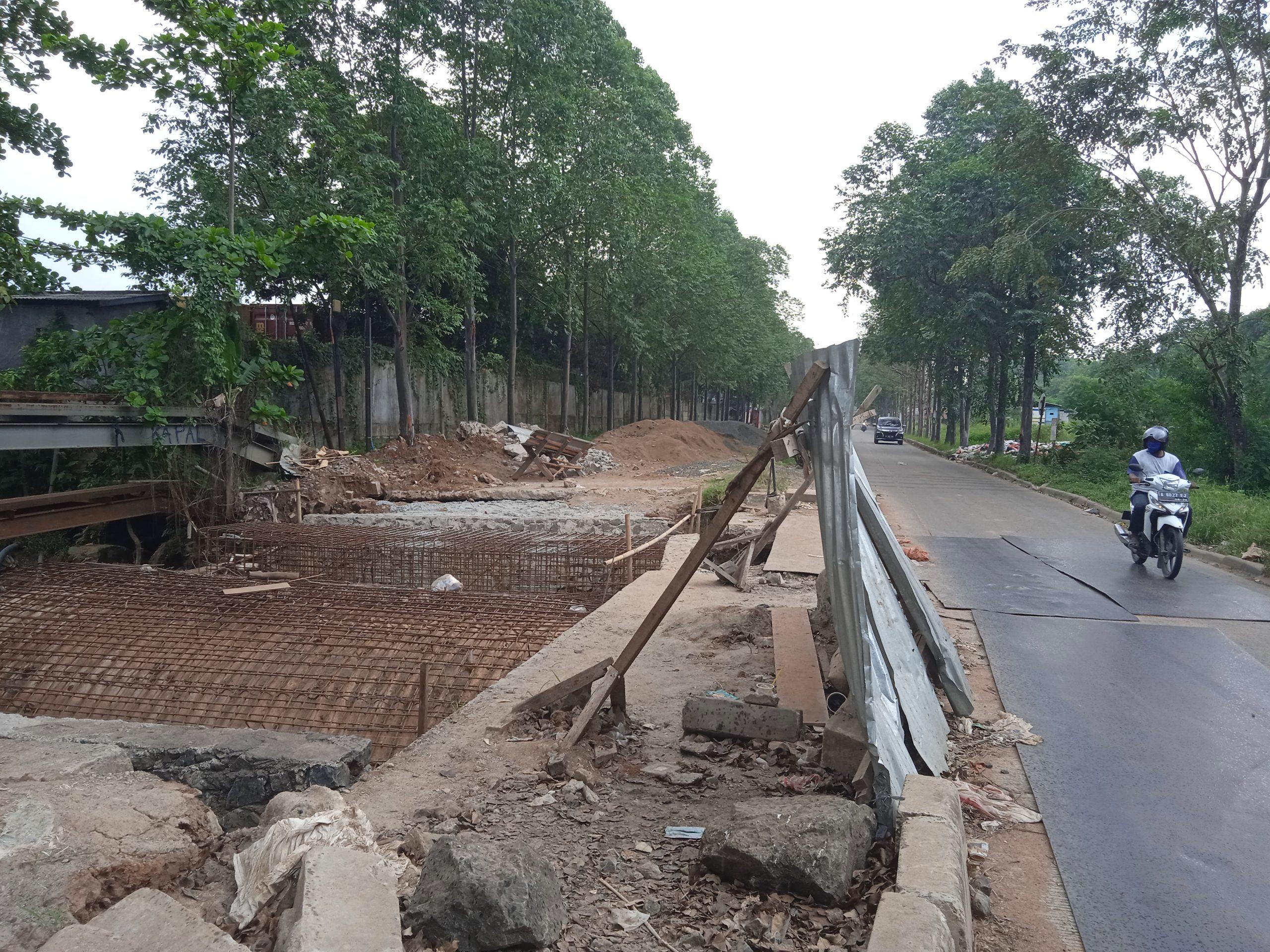 Proyek Jembatan Mangkrak di Kawasan Olek Sudah Sering Makan Korban, Kenapa Dibiarkan?