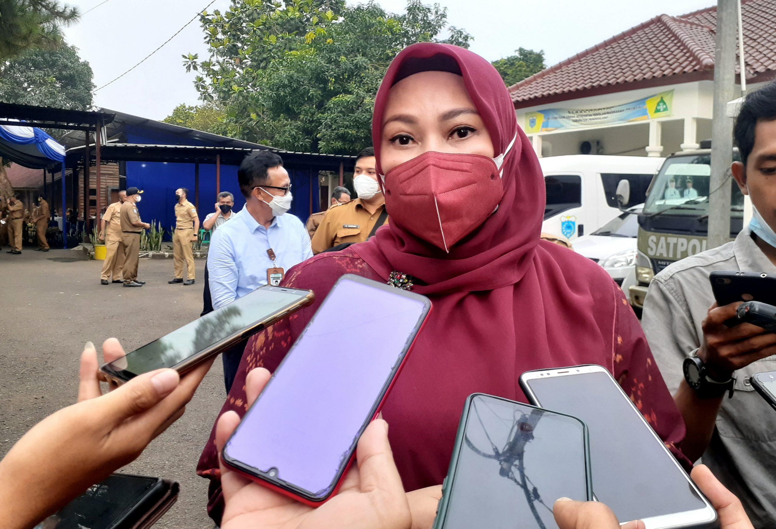 Irna Kaget Beredar Video Bernarasi 'Camat Cigeulis Mabuk Berat', Minta Inspektorat dan BKD Lakukan Langkah Ini