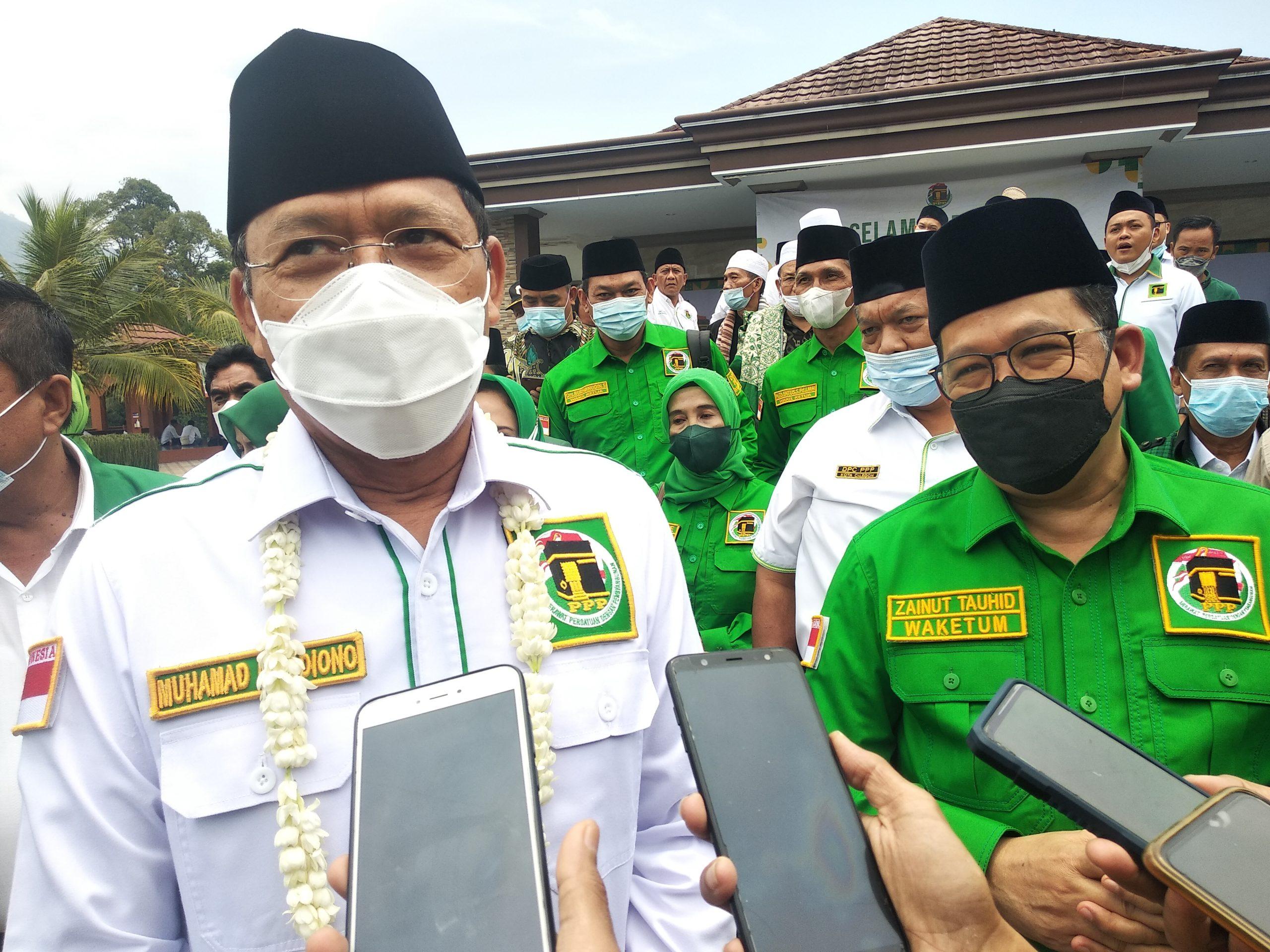 PPP Banten Susun Strategi, Siapkan Subadri Usuludin Maju di Pilgub 2024